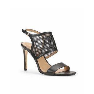 ✨ Ann Taylor Leather Mesh Heels ✨